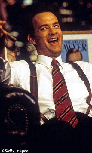 Tom Hanks was awarded the Best Actor award for his portrayal of gay lawyer Andrew Beckett in 1993 flick Philadelphia