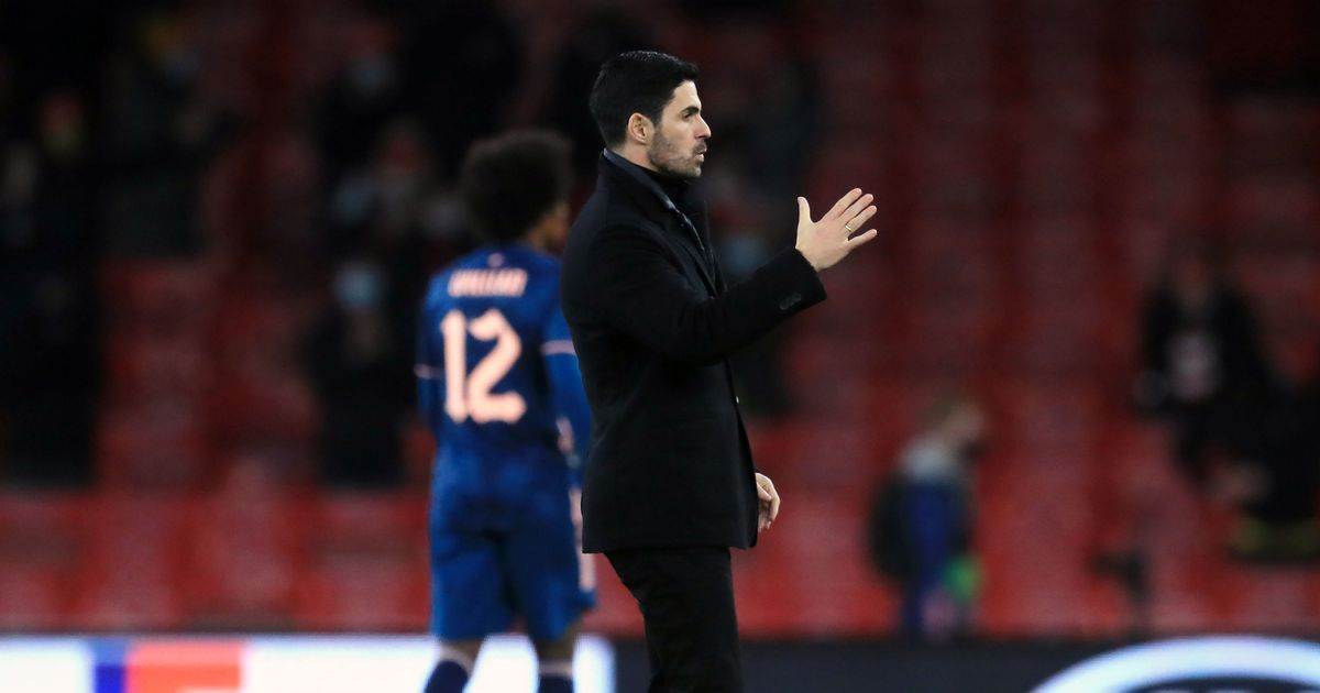 Arteta's message after Arsenal's Rapid Vienna thrashing and supporters' return