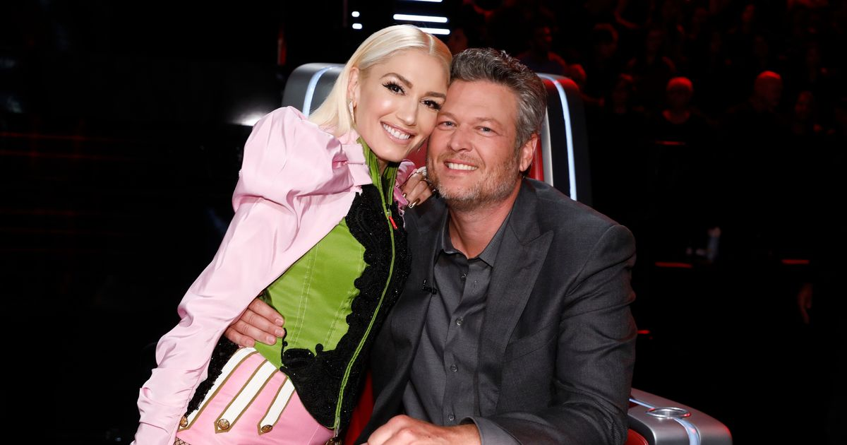 Gwen Stefani and Blake Shelton 'set to wed in intimate chapel early next year'