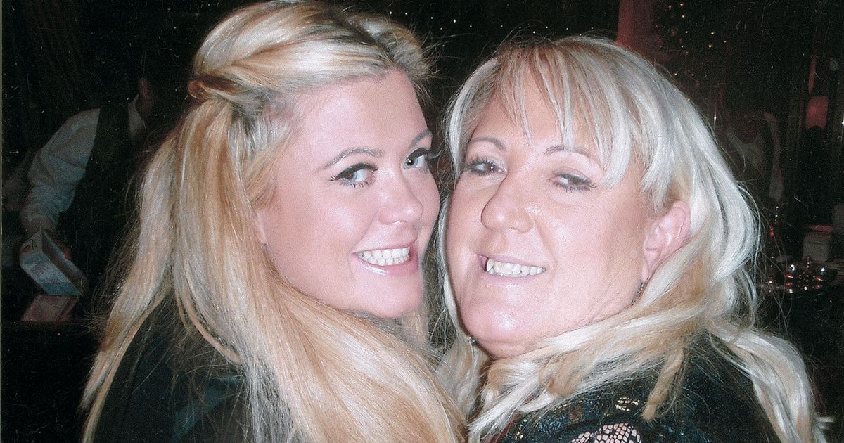Gemma Collins says her mum met an alien with 'dead eyes' on a train