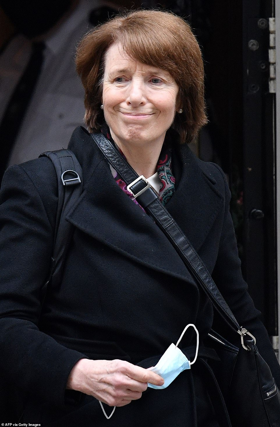 The MHRA's decision went through a series of panels before being approved by Dr June Raine, a career government scientist who has worked in drug licensing since 1985