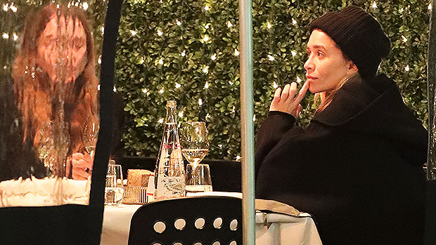 Mary-Kate & Ashley Olsen, 34, Make Rare Appearance Together During Dinner Date In NYC — See Pics