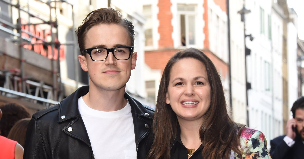 Giovanna Fletcher's husband Tom proposed in the exact spot they met aged 13