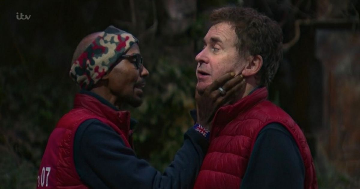 I'm A Celeb's Mo Farah has fans in stitches with hilarious 'Bat Putcher' blunder