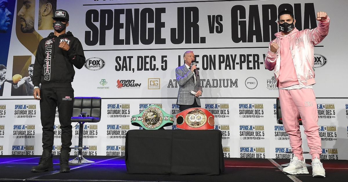 Errol Spence must impress against Danny Garcia to prove he is a superstar