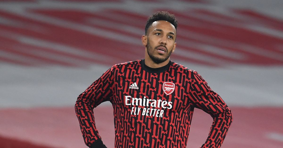 Pierre-Emerick Aubameyang makes North London derby vow amid Tottenham admission