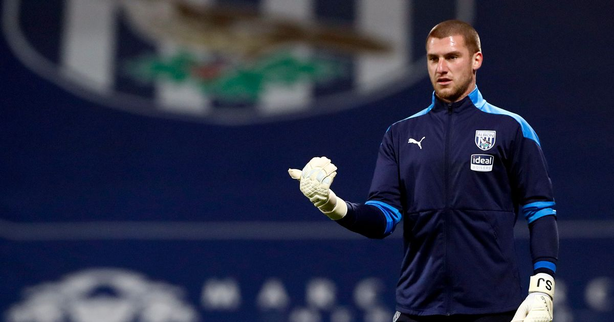 Ex-Man Utd keeper Johnstone outlines England ambitions after starring at WBA