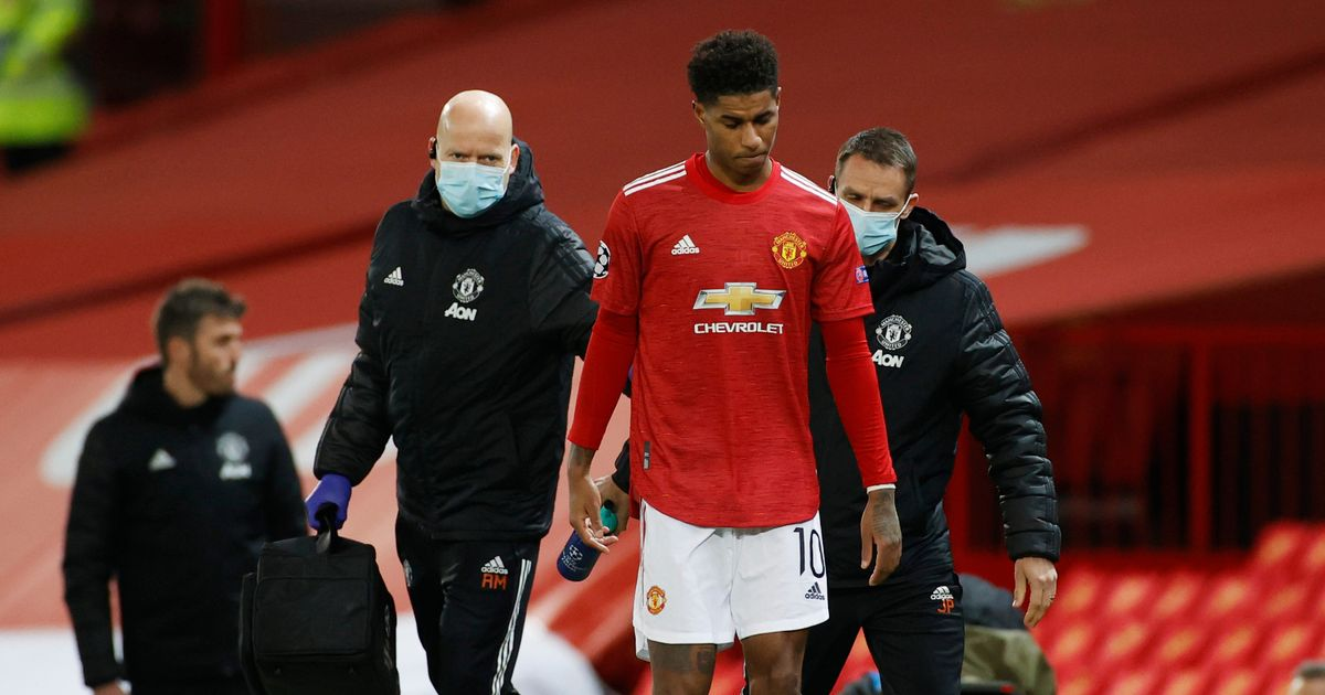 Ole Gunnar Solskjaer's defiant Marcus Rashford declaration amid injury issue