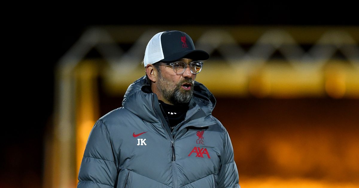 Jurgen Klopp claims Premier League rivals set to share Liverpool's injury woes