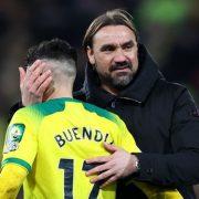 Emi Buendia Arsenal transfer link addressed by Norwich boss Daniel Farke