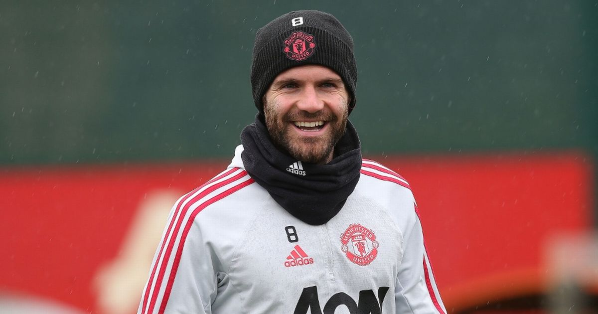 Mata details inspiration to keep going with Man Utd as he targets more success