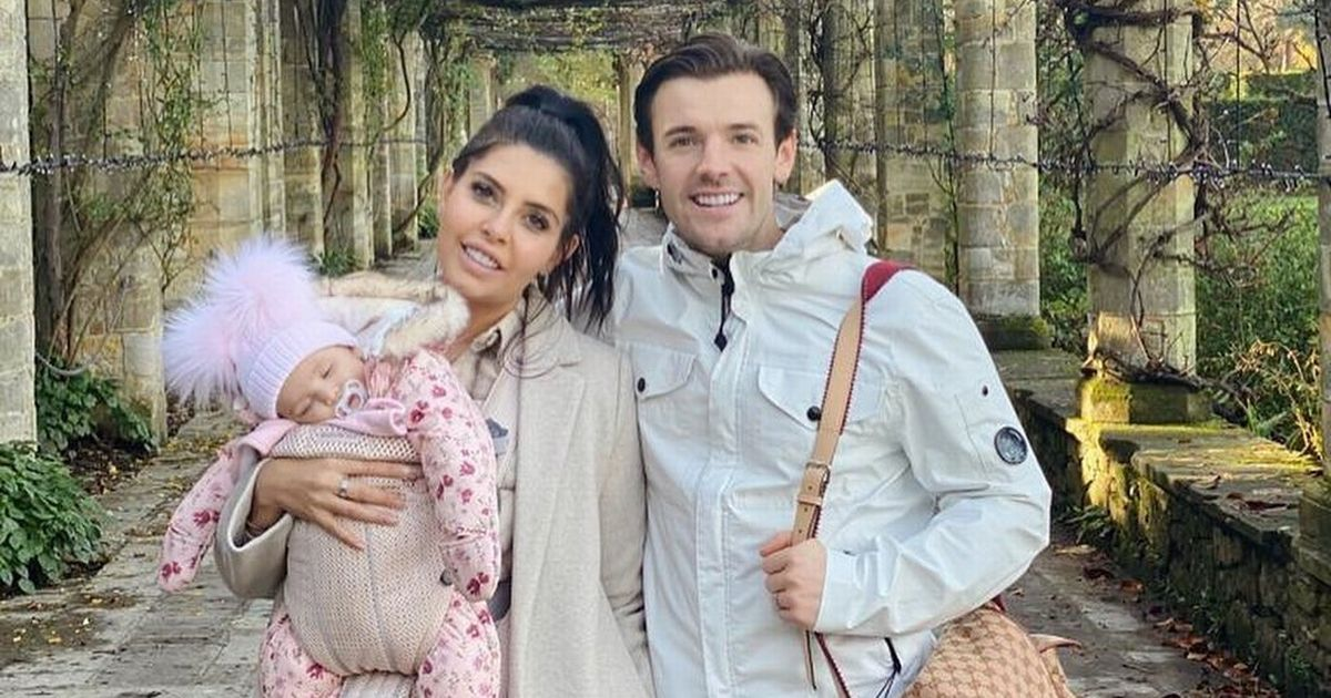 Cara De La Hoyde says libido 'is gone' after baby number two with Nathan Massey