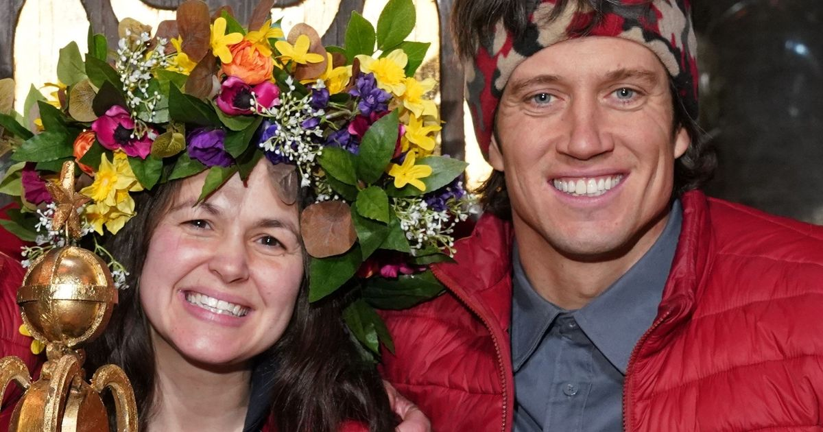 Vernon Kay predicts Giovanna Fletcher will be chat show host like Oprah Winfrey