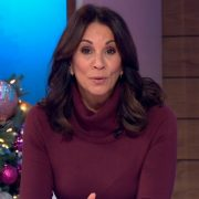 Andrea McLean regrets not seeking help earlier when she suffered breakdown