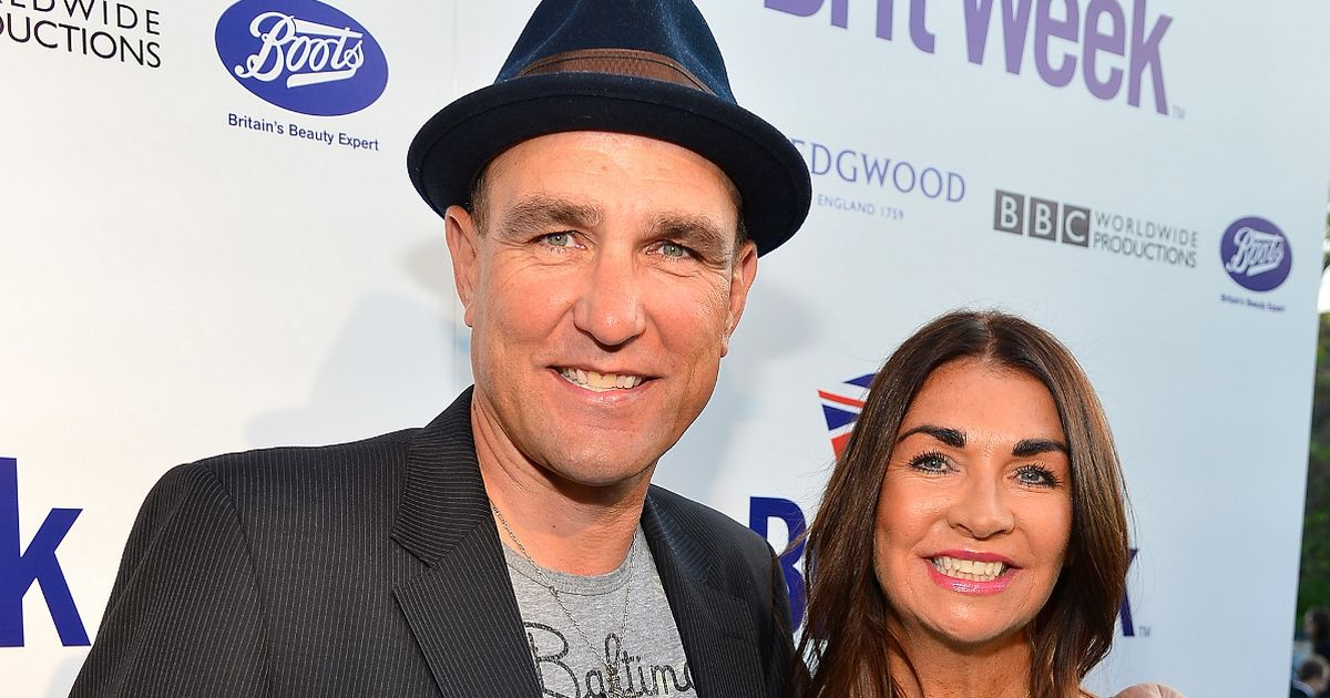 Vinnie Jones moves out of home he shared with late wife but still talks to her