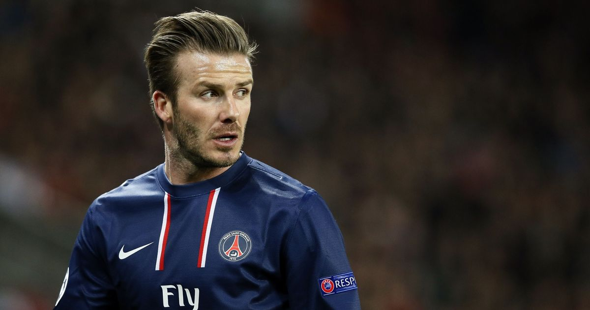 Beckham pays Mbappe the ultimate compliment as he lauds 100-goal PSG star
