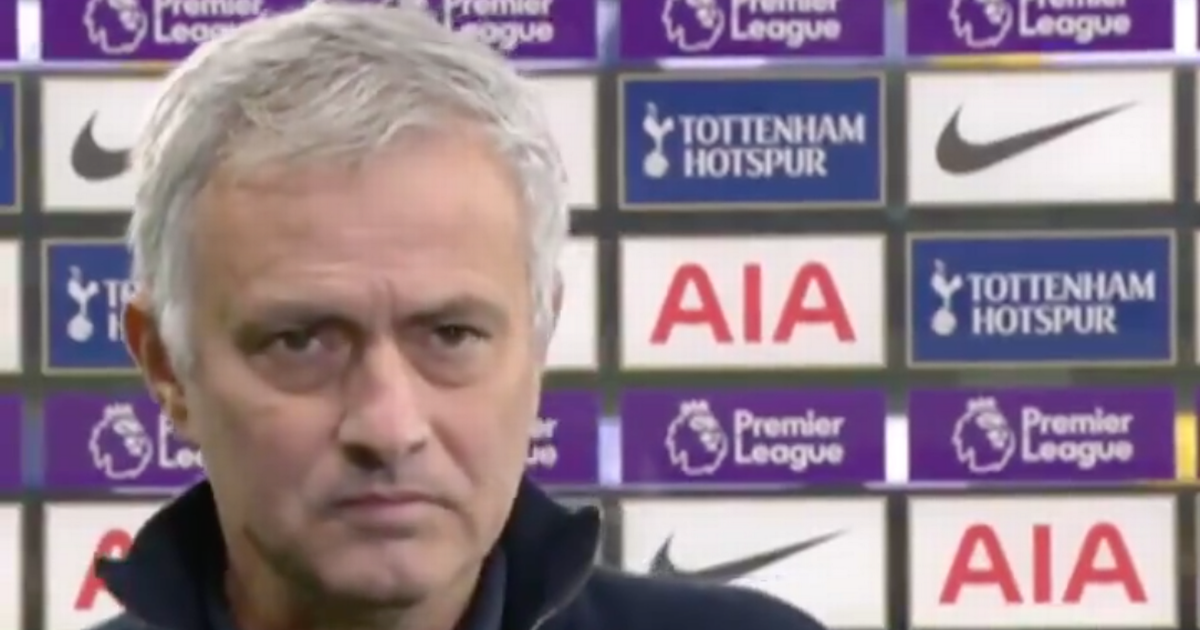 Mourinho confirms Ndombele chose not to play in Tottenham vs Arsenal clash
