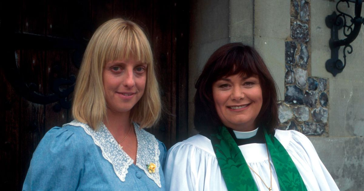 Dawn French's tears for Emma Chambers while filming Vicar Of Dibley comeback