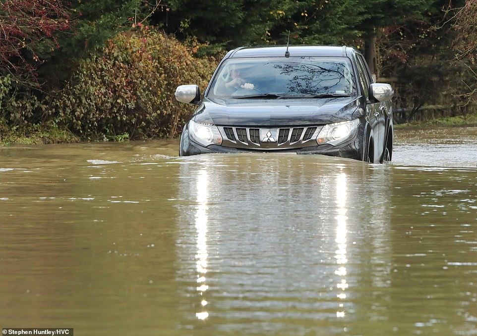 Flooding is expected to hit homes and businesses in parts of Scotland on Monday and Tuesday. In Chelmsford, locals are still feeling the effects of downpours from earlier this week