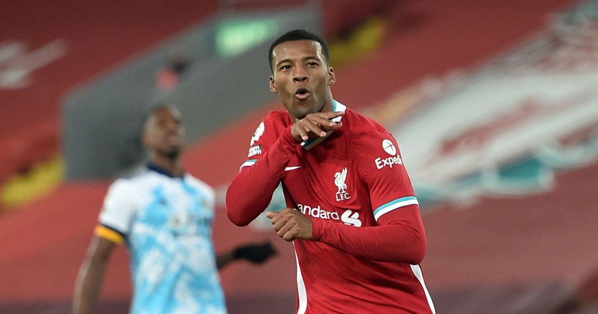 Georginio Wijnaldum puts ball in Liverpool's court with fresh contract comments