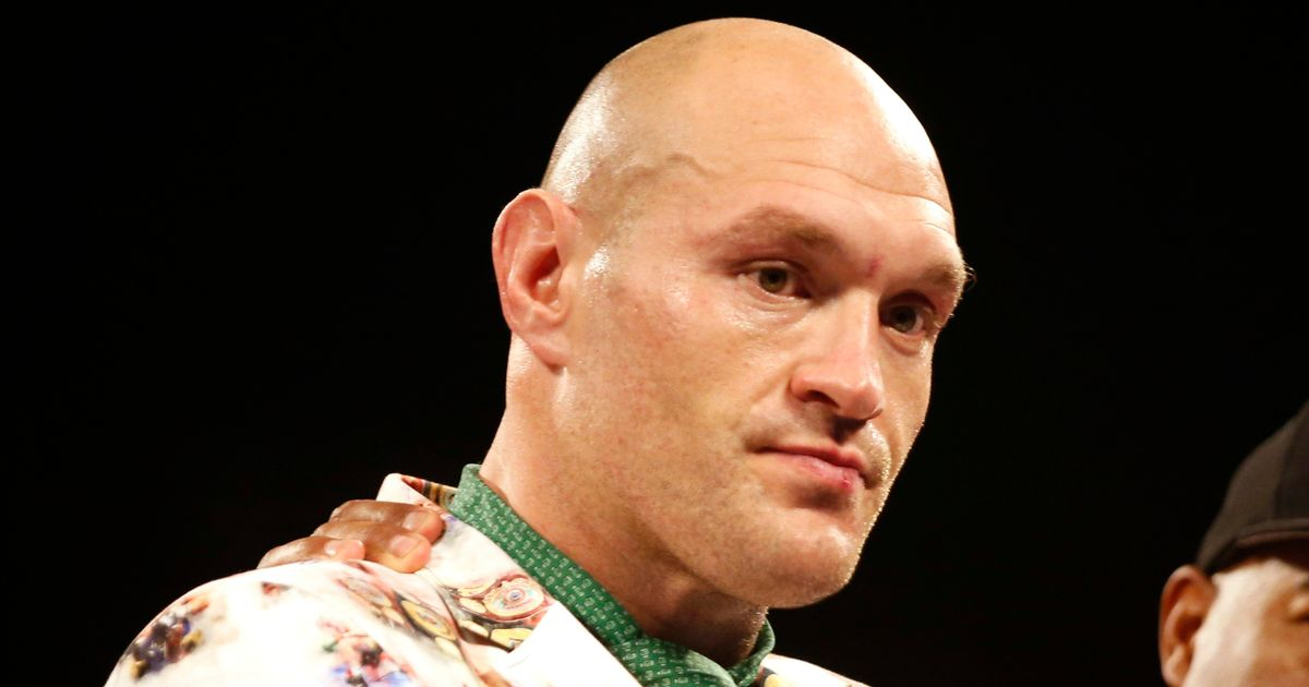 Tyson Fury is disrespecting British sporting tradition with BBC SPOTY snub