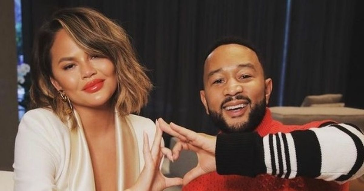 Chrissy Teigen in 'transformative period' as she grieves her baby's tragic death