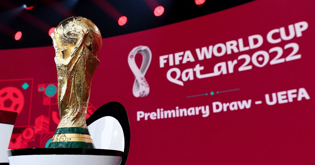 World Cup 2022 qualifying draw in full as England discover fate