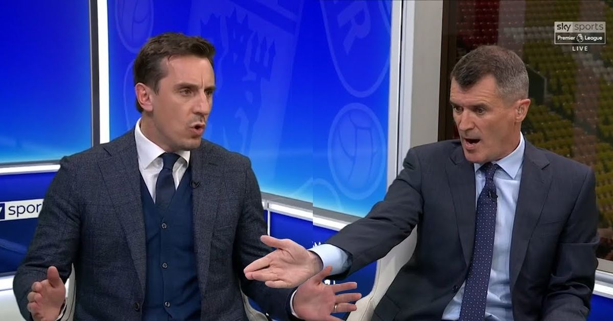 Gary Neville and Roy Keane proved spot on after Raiola and Paul Pogba warning