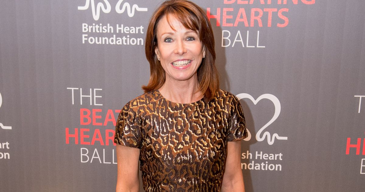 Kay Burley apologises for breaking Covid rules after 60th birthday bash