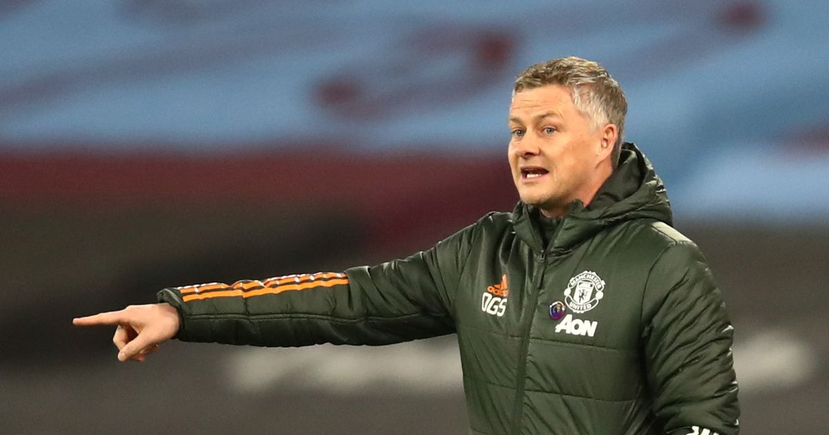 """Solskjaer challenges Man Utd stars to """"prove"""" Champions League credentials"""