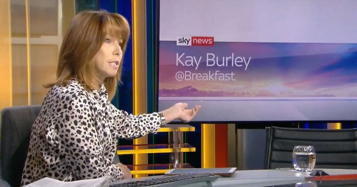 Kay Burley facing internal investigation by Sky after breaking Covid rules