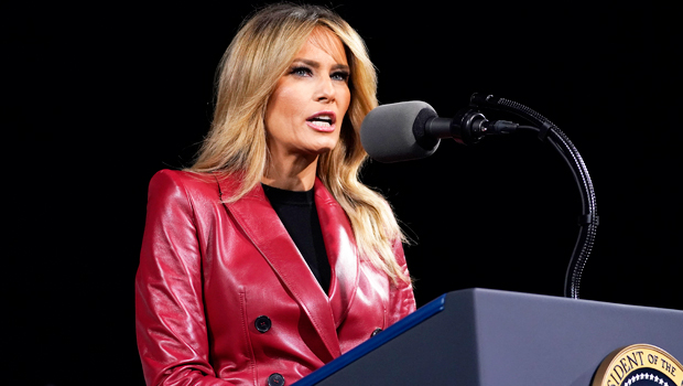 Melania Trump Gets Dragged On Twitter For Renovating Tennis Pavilion While Patients Die From COVID
