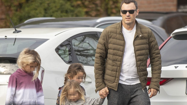 Brian Austin Green Reveals How He's Co-Parenting & Coping During Challenging Year