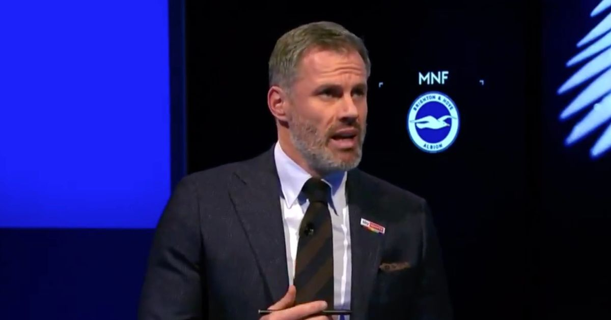 "Jamie Carragher labels three of Arsenal's recent signings a ""joke"""