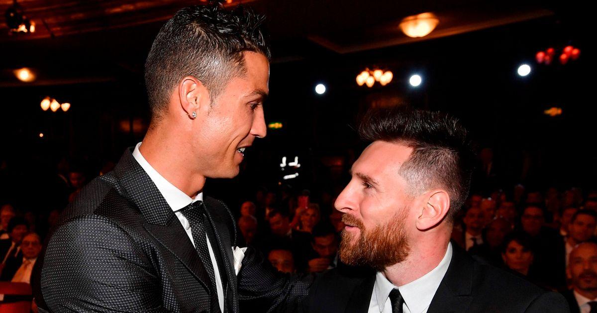 Pirlo in agreement with Koeman over Lionel Messi and Cristiano Ronaldo debate