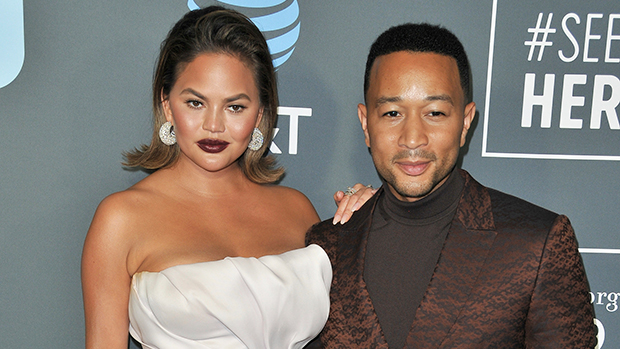 Chrissy Teigen's Lingerie Photo Catches John Legend's Attention: See Their Sexy Exchange