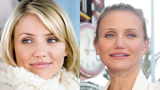'The Holiday' Turns 14: See Cameron Diaz, Kate Winslet & More Then & Now