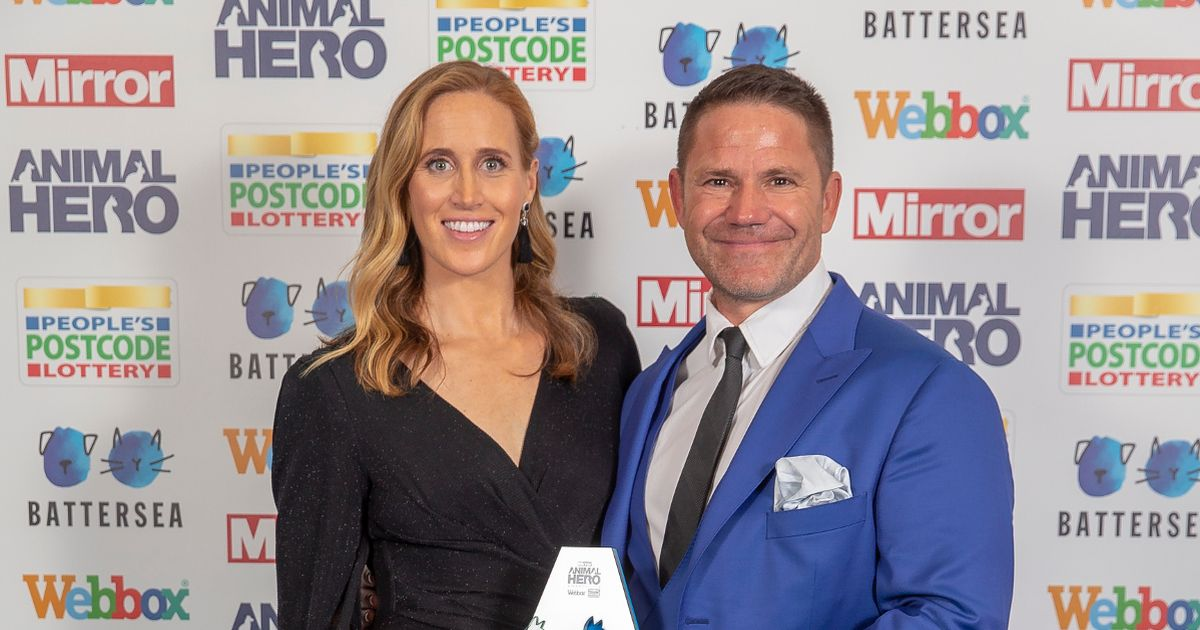 Animal Hero hosts Helen Glover and Steve Backshall on parenting in lockdown