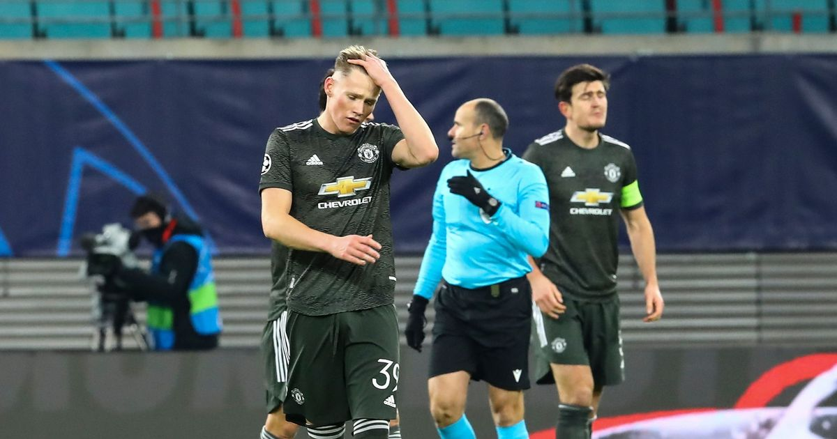 Man Utd player ratings vs RB Leipzig as Maguire and Wan-Bissaka struggle