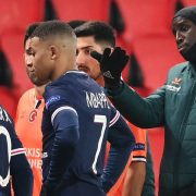 Kylian Mbappe sends message after PSG's game against Istanbul suspended