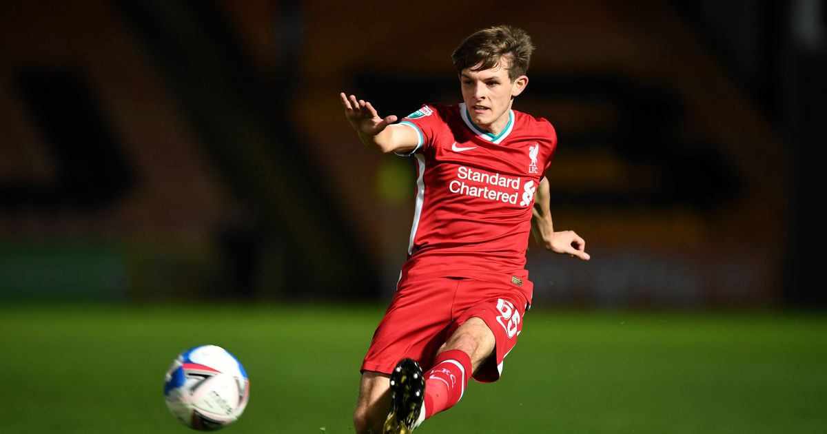Liverpool predicted line-up as teenage star poised for first start