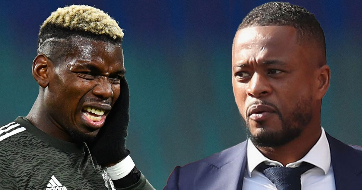 Evra lifts lid on Pogba's private chat with Man Utd board about leaving