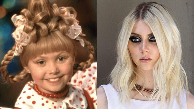 'The Grinch' Cast Then & Now: See Taylor Momsen All Grown Up & More After 20 Years