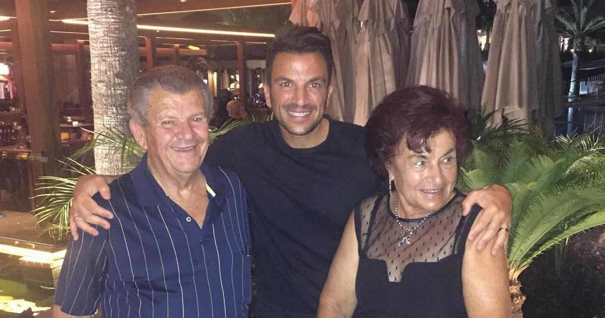 Peter Andre riddled with fear he won't see elderly parents again amid travel ban