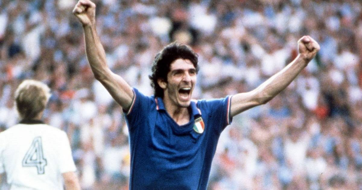 Italy legend Paolo Rossi dies aged 64 as tributes pour in for World Cup winner