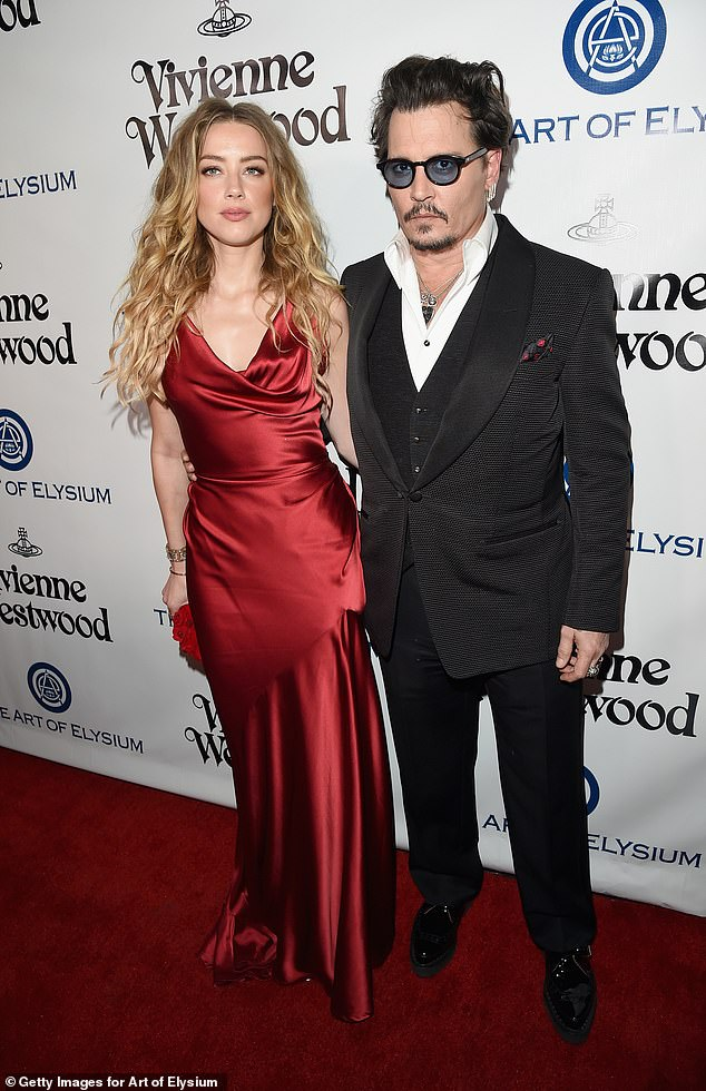 Sending a message: 'I want her replaced on the WB film,' Depp reportedly wrote to Dembrowski