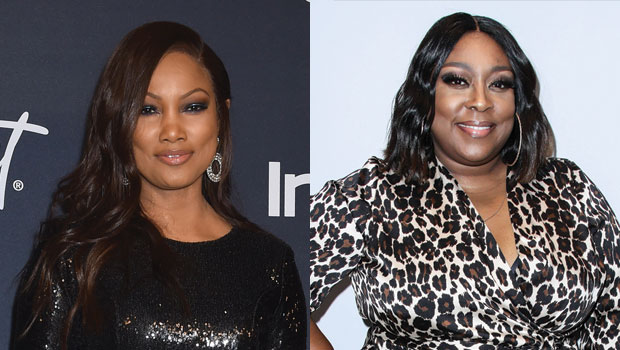 Loni Love Reveals How She's Helping Her 'Real' Co-Host Garcelle Beauvais Find A 'Muscular' & 'Nice' Man