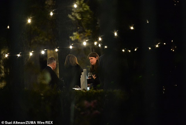 Wednesday's party marked just the first of a series of parties Reeves has planned for the holidays as he vowed to welcome state officials to holiday celebrations at his home