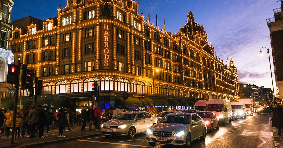 Harrods launches its Boxing Day sale early – with up to 50% off everything