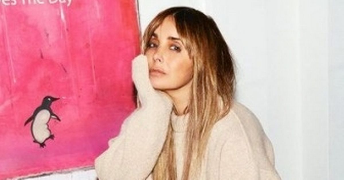 Louise Redknapp shares cryptic post about 'fighting for love'